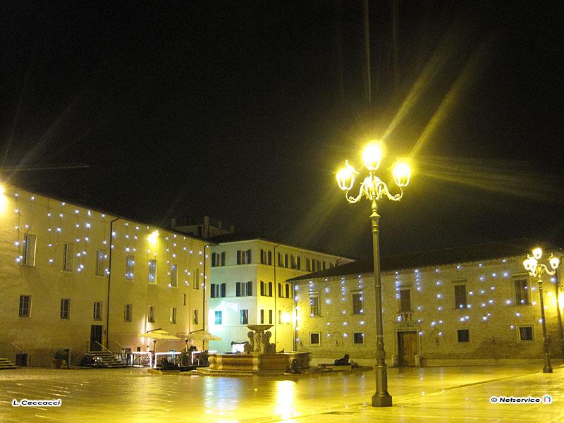 28/12/2009 - Senigallia, Piazza del Duca