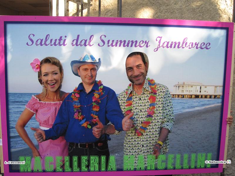 02/08/2010 - Ludmilla Radchenko e Matteo Viviani nel clima senigalliese del Summer Jamboree
