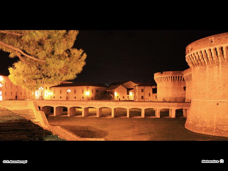 01/12/2010 - Senigallia, i giardini della Rocca Roveresca - Foto di Francesco Buontempi